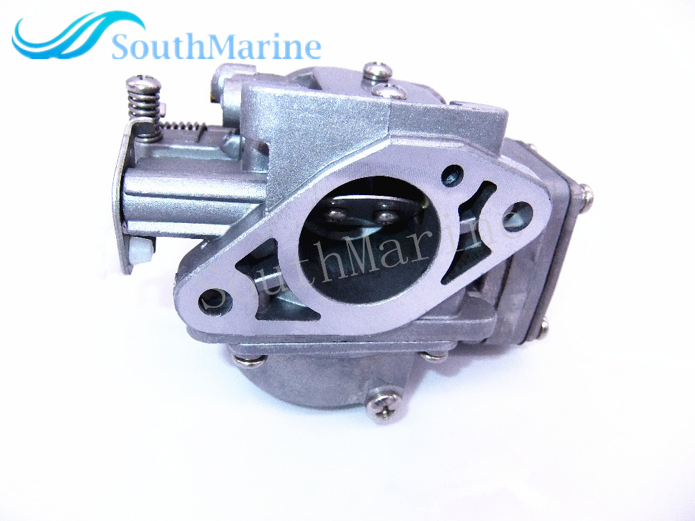 цена на Carburetor Assy 3B2-03200-1 3B2-03200 3G0-03200 for Tohatsu Nissan 2-stroke 9.8HP M9.8 NS9.8 Outboard motors