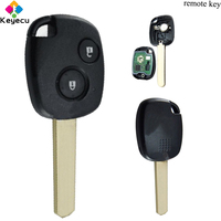KEYECU Replacement Original Remote Control Car Key 2 Buttons & 312MHz/ 313.9MHz FOB for Honda STEPWGN MPV Without Chip