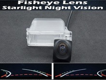 1080P  Fisheye Lens Trajectory Tracks Car Parking Rear view Camera for Ford Kuga Escape 2013 2014 2015 Reverse Car Camera