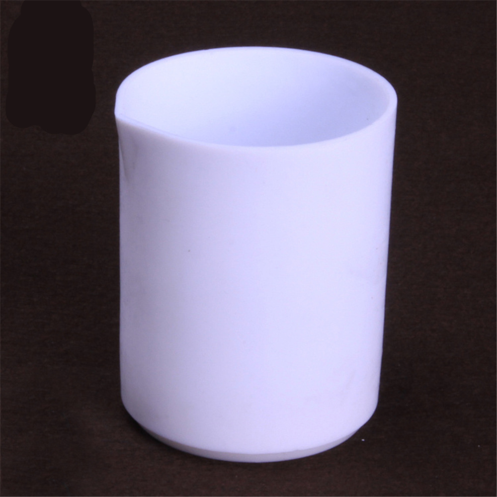 2000ml,Tetrafluoroethylene Teflon beaker,PTFE F4 beaker low form,Laboratory Supplies 200ml ptfe beaker teflon beaker no handle chemical labware