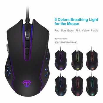 TECKNET-2400-DPI-USB-Wired-Gaming-Mouse-3