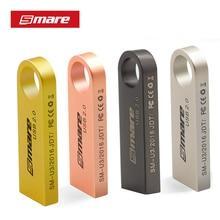 SMARE U3 USB Flash Drive 4GB/8GB/16GB32GB/64GB/128GB Pen Drive Pendrive USB 2.0 Flash Drive Memory stick  USB disk 4 Color
