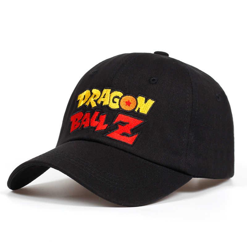 ... Letter Dragon Ball Z dad hat Cotton Baseball Cap For Men Women  Adjustable Hip Hop Snapback ... a8b7057da5e