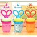 Детская Соска Свежие Продукты Зубастик Кормления Безопасный Принадлежности Baby Соска Соска Соска Бутылки MKA099 PT40