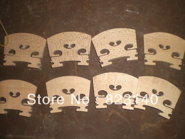 8PCs High Grade Violin bridge 4 4 violin accessory