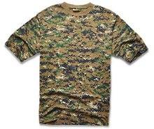 New T Shirt Men Camo t shirt Mens Brand Short Sleeve Plus Size 4XL Tactical Military Outdoor Camisetas Hombre