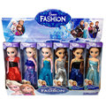1PCS HOT SALE MINI Lovely Anna Elsa olfa Dolls Mini Elsa And Anna Princess Kids Toys carttoon dolls best Gift for Girls birthday
