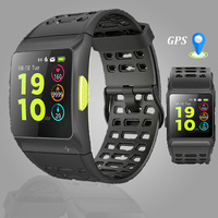 IWOWNfit iwown P1 Smart Watch Men Heart Rate GPS IP68 Waterproof Sports Wear Smart Watch Band Long term Standby Men Smartwatch.