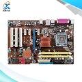 Для Asus P5KPL SE Оригинальный Используется Для Рабочего Материнская Плата Для Intel G31 ATX Socket LGA 775 DDR2 4 Г SATA2 UBS2.0
