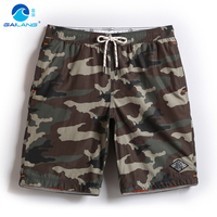 Man Swimming Trunks Camo Swimwear Men Bermuda Surf Board Shorts Beach Wear Maillot De Bain Sexy Homme Mens Camouflage Swimsuits