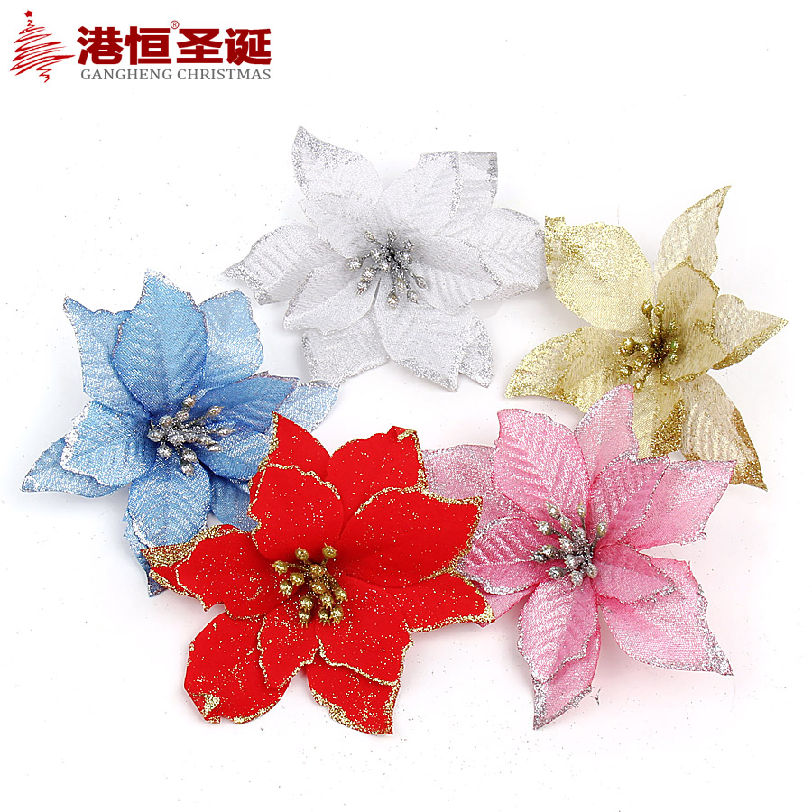 Buy Artificial Flowers 2016 Xmas Tree