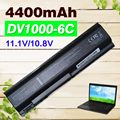4400mAh Battery for HP Pavilion G3000 G5000 dv1000 dv4000 dv5000 for Compaq Presario C300 C500 M2000 v2000 v4000 v5000