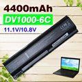 4400mAh Battery for HP Pavilion G3000 G5000 dv1000 dv4000 dv5000 for Compaq Presario C300 C500 M2000 v2000 v4000 v5000
