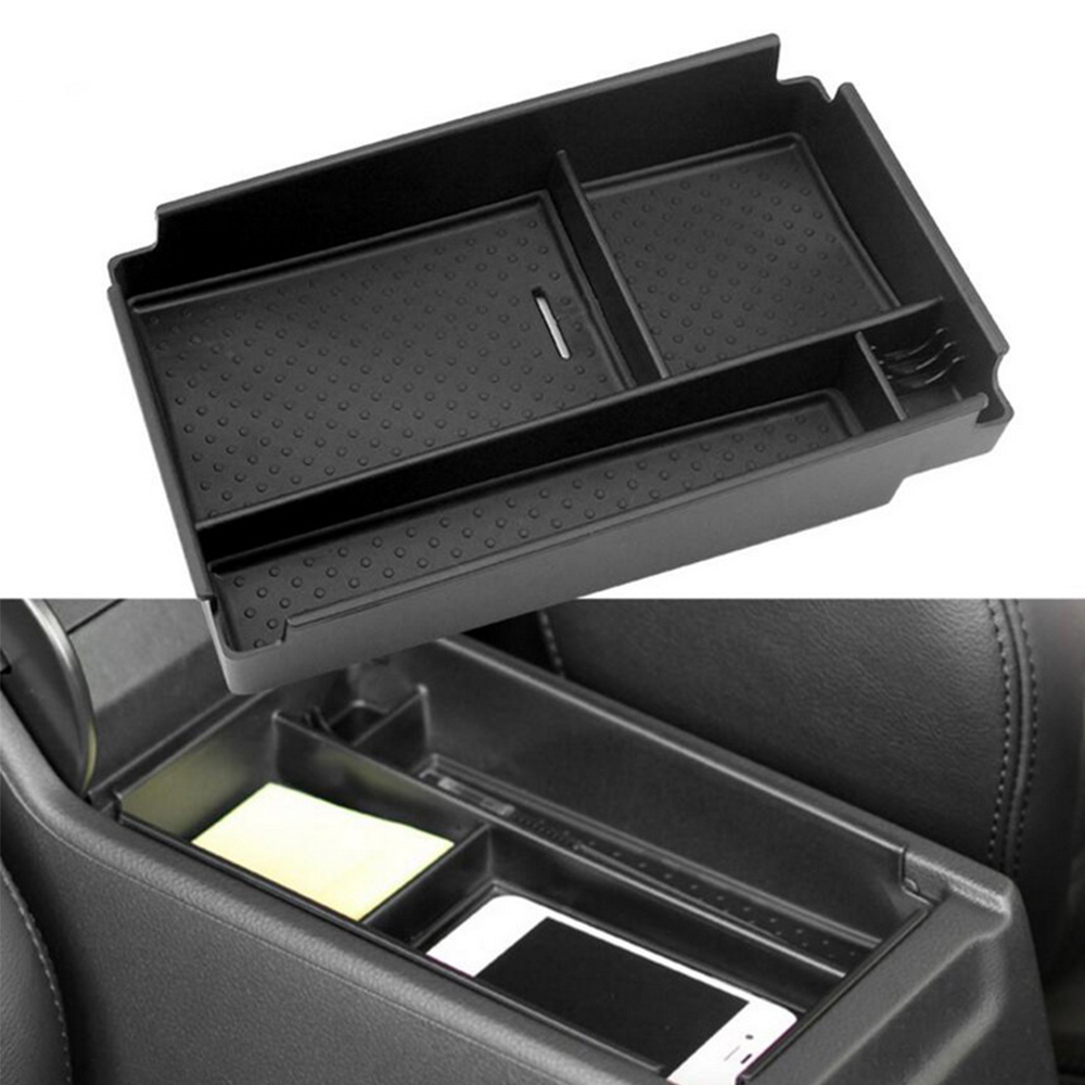 Car Styling Armrest Secondary Glove Storage Box For Volkswagen VW CC 2009 2013 Passat B7 MAGOTAN B6 B7L 2012 2013