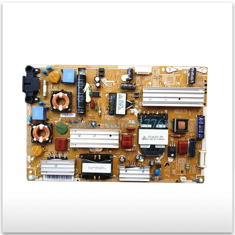 95% new good working used power supply board BN44-00423A BN44-00422A PD46A0_BSM used for board power board la46c530f1r la46c350f1r bn44 00341a i46f1 asm tested working