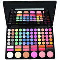 100sets/sets Hot Sale Special Design Pro 78 Color Makeup Eyeshadow Palette Eye Shadow Cosmetics Blush Makeup Kit