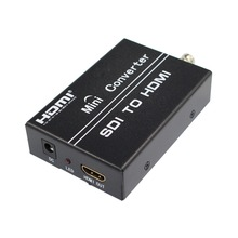 HDMI to HDMI Converter Adapter SDI TO HDMI  Adapter SDI/HD-SDI/3G-SDI Adapter Support 1080P for Camera Home Theater цена и фото