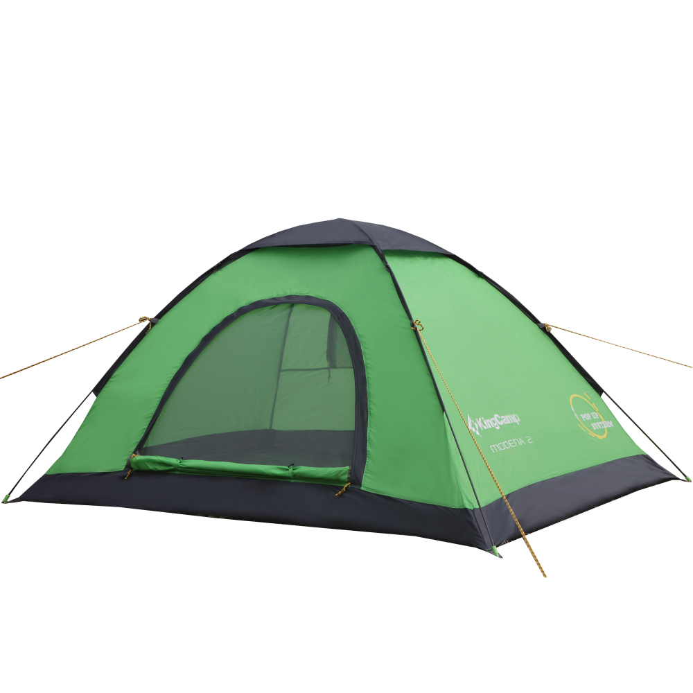 KingCamp Ultralight Pop Up Tent 3 Season Quick Automatic Series Wateproof Portable Family Camping Tents