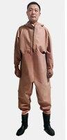 1 мм красный резиновый болотный водонепроницаемый костюм рыболовная молния дышащий Дайвинг, охота штаны респиратор резиновые сапоги комби