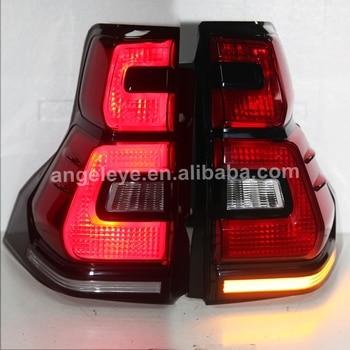 New arrive C Style LED rear light for TY Prado 2700 FJ150 rear lamp 2009-2015 RED color YZ