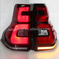 YZ New arrive C Style LED rear light for TY Prado 2700 FJ150 2009 2015 RED color
