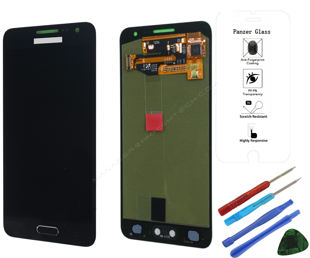 Original new a300f lcd digitizer For Samsung Galaxy a3 display touch screen assembly Replacement brand new lcd for samsung galaxy a3 a3000 a300 a300x a300f screen display with touch digitizer assembly