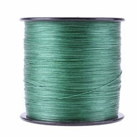 500M Weaving Strong Fishing Line Rope 8 Strands Carp Fishing Rope Multifilament PE Braided Fishing Line