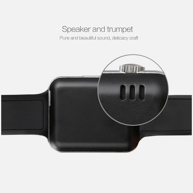 Best Smart Watches Bluetooth Sports Pedometer with SIM Card smartWatches Men Women Kids 2