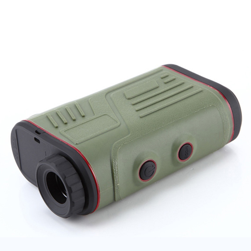 1000M 6X22 Speed Angle and Height Measuring aser Rangefinders Telescope Distance Measure Meter Laser Rangefinder for Hunting - 3