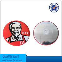 1000 pcs DIY blank button 56 mm customized magnet badge wholesale