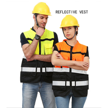 Reflective vests 360 Degrees High Visibility Neon Safety Vest Belt Safety Vest Fit For Running Cycling Sports Outdoor Clothes