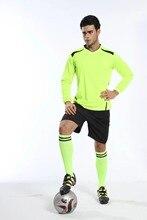 Kids Long Sleeve Soccer Sets Training For Men