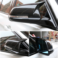 Carbon mirror For BMW F30 F32 F33 F20 F22 F23 F36 X1 Mirror M3 M4 Look Rear View Mirror Cover For F20 F30 F22 F36 F23 F87 M2