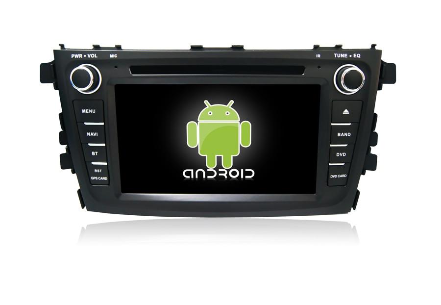 Top Navirider car dvd player for Suzuki Alto/celerio octa core android 8.1.0 car gps multimedia head unit stereo tape recorder 1
