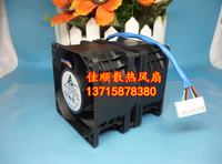 Genuine New Delta 8cm Conjoined Compression Version Of Powerful Fan PFC0812DE 12V 3 30A 80 80