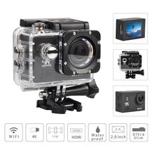 4k@30fps Waterproof Video Camera Ultra Hd 2.7k@25fps Mini Video Cameras 170 Degrees Wide Angle 2.0 '' 1080p Cameras Deportivas