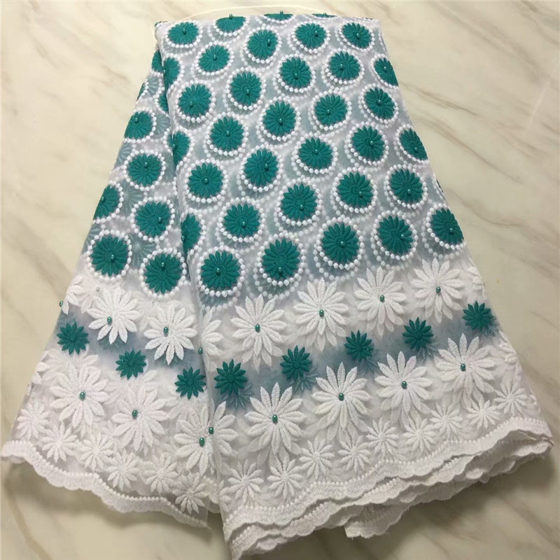 PL!swiss voile lace 100% cotton Nigerian lace fabric african fabric for wedding dress 5yard/lot ! J112523PL!swiss voile lace 100% cotton Nigerian lace fabric african fabric for wedding dress 5yard/lot ! J112523