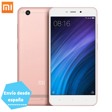 Original Xiaomi Redmi 4A Snapdragon 425 Quad Core 13.0MP 5.0 Inch 1280×720 2GB RAM 16GB ROM 3120mAh mi Redmi 4A Mobile Phone