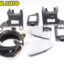 Per MQB Golf 7 MK7 LANE CHANGE SIDE ASSIST SYSTEM KIT di aggiornamento SET di assistenza per punti ciechi