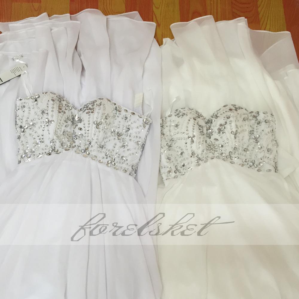 Sexy Chiffon A Line Beach Wedding Dresses Vintage Boho Cheap Bridal Gowns Vestidos De Novia Robe De Mariage Bridal Gown in stock 30