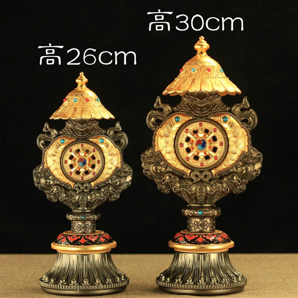Wholesale buddhist supplies 30 cm efficacious protection nepal wholesale buddhist supplies 30 cm efficacious protection nepal gold plated buddhism eight 8 auspicious symbols prayer statue in statues sculptures from biocorpaavc Gallery