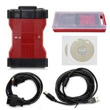 VCM II 2 в 1 инструмент диагностики для FD IDS V101 и для Mazda IDS VCM 2 OBD2 сканер по бесплатная доставка DHL