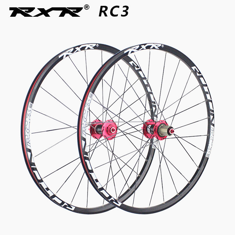 Mountain Bike Carbon Hub Aluminum Wheels 25mm Rim 7 11s Wheelsets 26 27 5 29 MTB