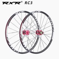 Mountain Bike Carbon Hub Aluminum Wheels 25mm Rim 7 11s Wheelsets 26 27.5 29 MTB Wheels