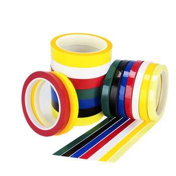 1PC Mara Tape PET Transformer without Trace Insulation High temperature Resistant Tape 50 Meter for motor battery transformers image