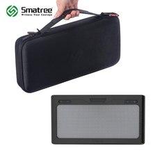 Smatree SmaCase B260 กระเป๋าถือกรณีสีดำ/สีเทานุ่มสำหรับลำโพงบลูทูธ BOSE SoundLink III