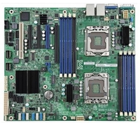 S2400SC server motherboard tested working