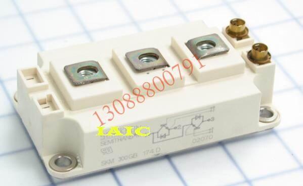 100% nouveau et original, 90 jours de garantie SKM300GB174D100% nouveau et original, 90 jours de garantie SKM300GB174D