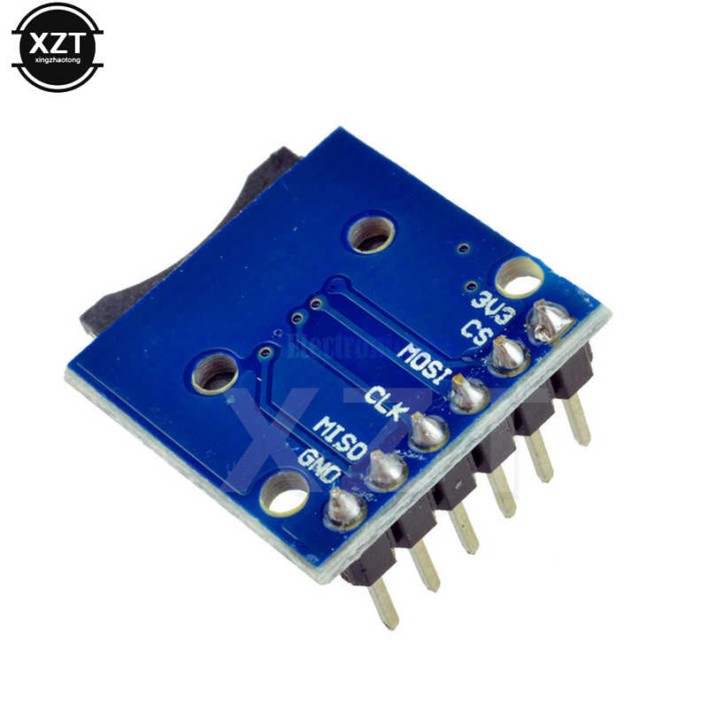 1PCS Reading And Writing Module For Arduino SD Card Module Slot Socket Reader ARM MCU high quality