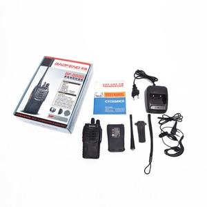 Image 5 - Baofeng Mini Walkie Talkie BF 888S, Radio portátil, transmisor, transmisor, BF888s, 16 canales, UHF, 2 uds.